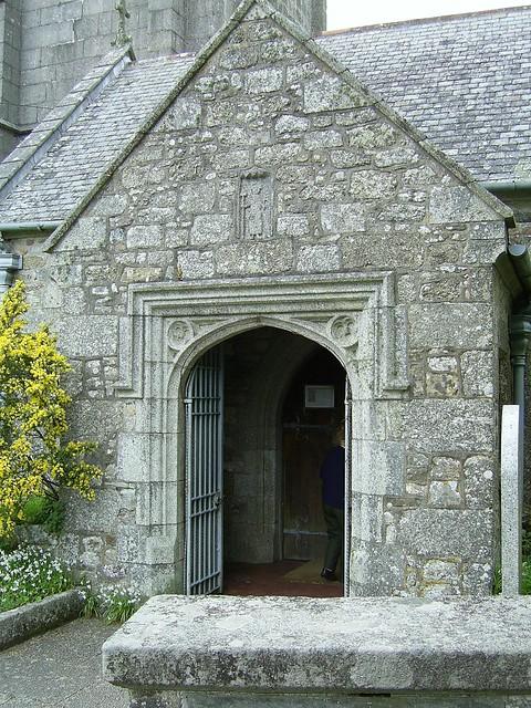 Ludgvan Church, Cornwall