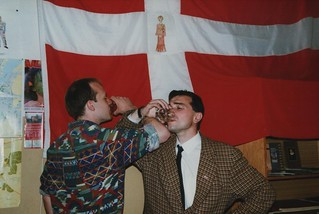 Drinking for Denmark