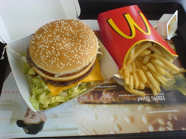 Bigger Big Mac