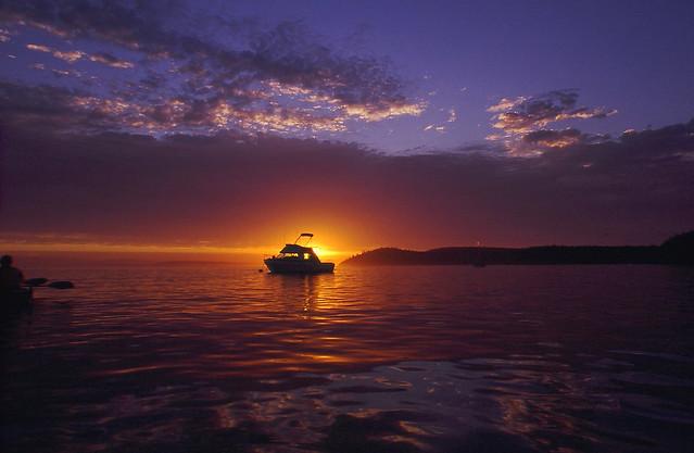 san juan sunset (with thanks to infinity rain)