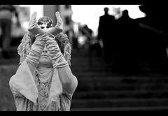 Street Performer | by R Silver
