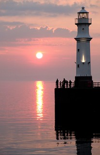 Newhaven Sunset 14 | by Markyboy81