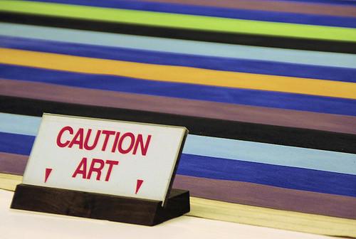 Caution Art | by ohadby