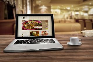 Siti web per la ristorazione e ricette di cucina   by SWSD Studio