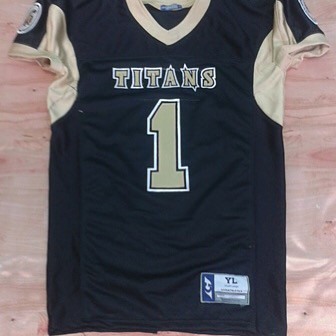 4acb1e47d ... Have a look at this custom jersey designed by Far East Titans Football  and created at
