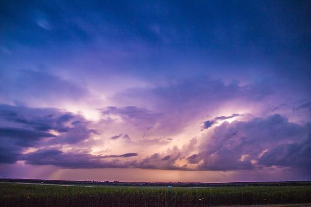 071715 - Mid July Nebraska Thunderstorms