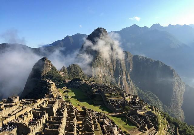 Machu Picchu, Peru, 2015