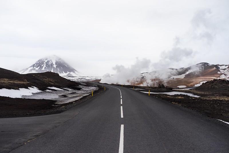 Matka Islantiin