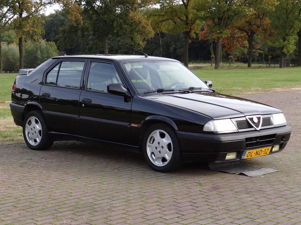 1992 Alfa Romeo 33 16v Qv Permanent 4 19 October 2013 Aut Flickr
