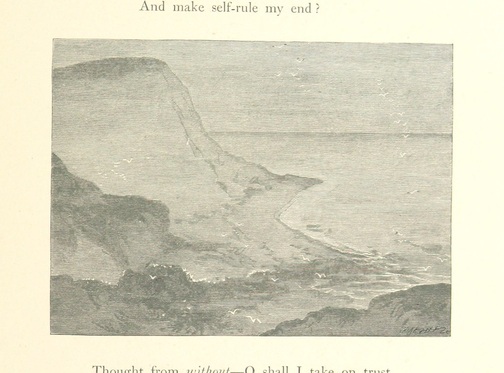 Image taken from page 51 of 'Poems     With illustrations