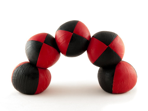Juggling Balls | by wwarby