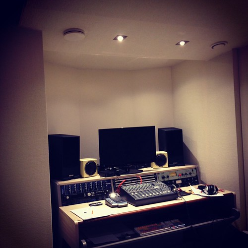 MIXING ROOM @ TAKE-OFF RECORD | by TAKE-OFF RECORD