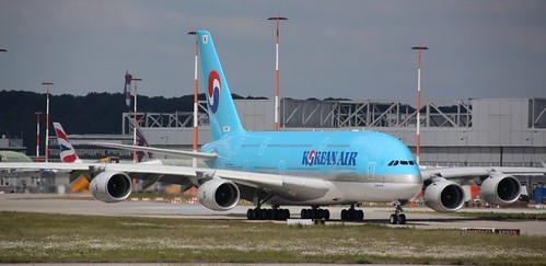 A380 Korean Air HL7627 | by XFW-Spotter