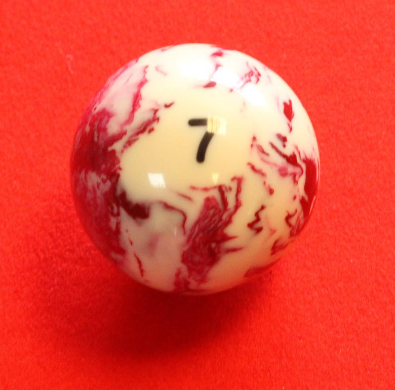 Pool Ball No. 7