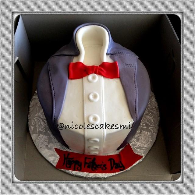 Suit and bow tie cake #nicolescakesmi #detroitbaker #detro