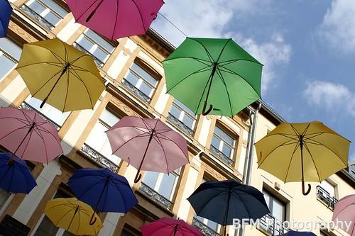 Umbrella in city | by Marc Ben Fatma - visit sophia.lu and like my FB pa