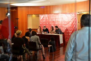 Rueda de Prensa Premiados | by festivalinthuesca