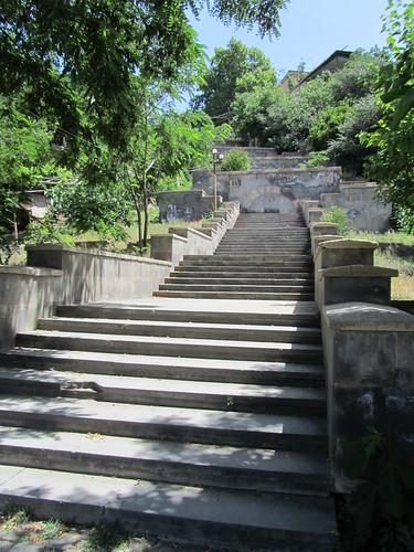 stairs armenia trappen 2013 armenië meghri