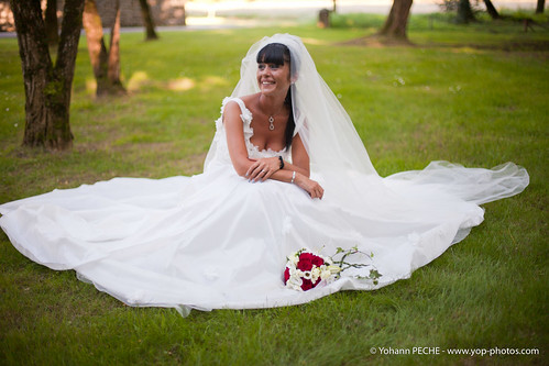 Photographie de mariage Eysines