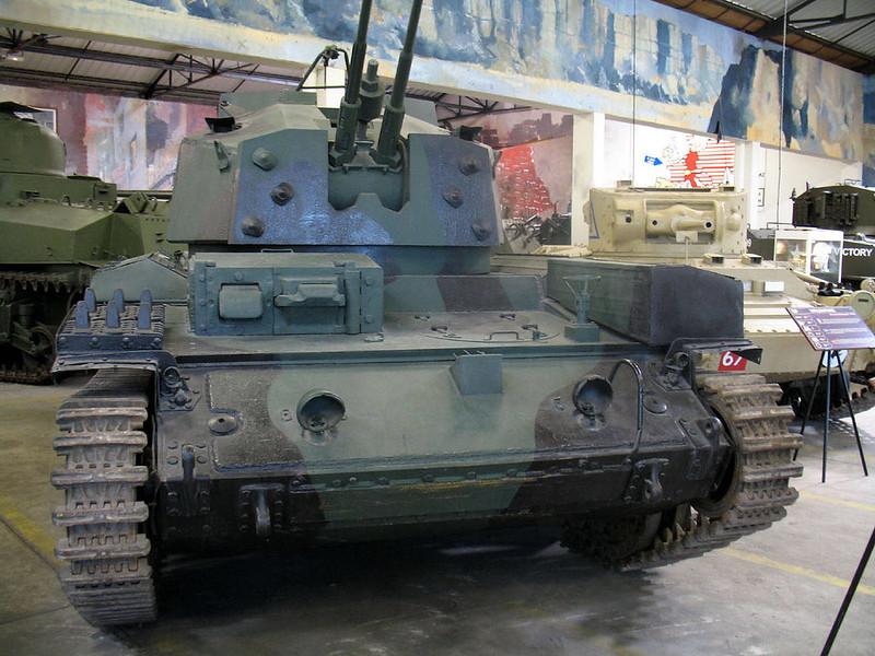 Crusader MK III A (1)