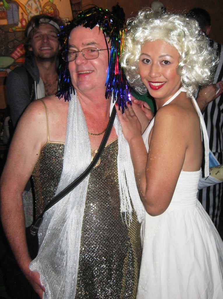 Marilyn Monroe Meets Crossdressing Me | Another Halloween An ...