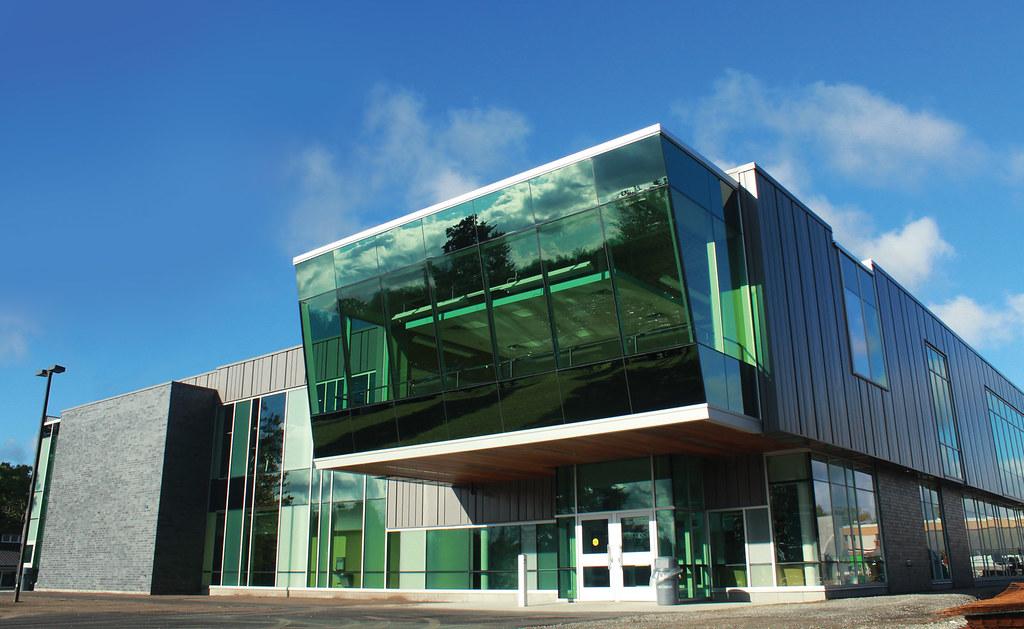 Building Sault College Flickr