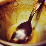 ベトナムコーヒーって、以外に甘かった。人を待つ時珈琲屋さんがあれば、よかった