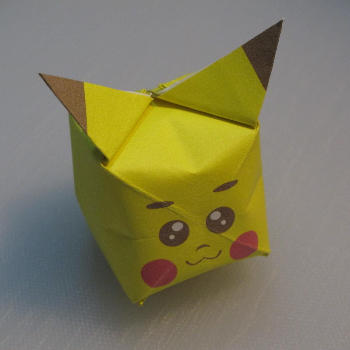 mookeep-วิธีพับกระดาษเป็นรูปปิกาจู-01-019