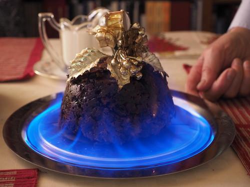 Pudding inferno | by James E. Petts