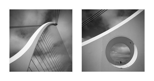 Dublin #17 Samuel Beckett bridge