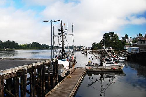 Whiskey Dock, Ucluelet, West Coast Vancouver Island, British Columbia