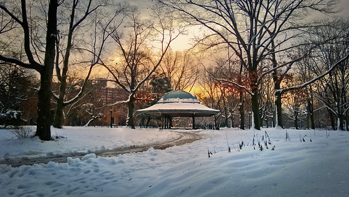 snow brooklyn sunrise landscape outdoors nokia phone byc