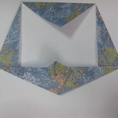 วิธีการพับกระดาษเป็นรูปม้า (Origami Horse) 021