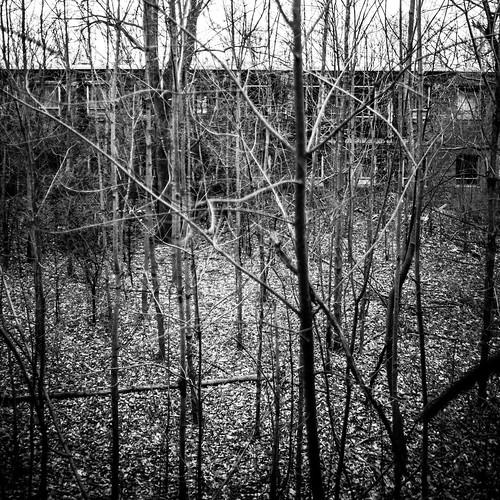 bw usa abandoned hospital unitedstates michigan unitedstatesofamerica detroit psychiatrichospital northville waynecounty northvilletownship fav10 northvillepsychiatrichospital northvilleregionalpsychiatrichospital