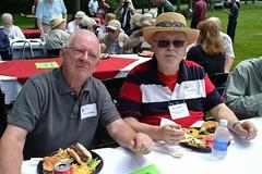 Glenn Graham & Gary Barlow