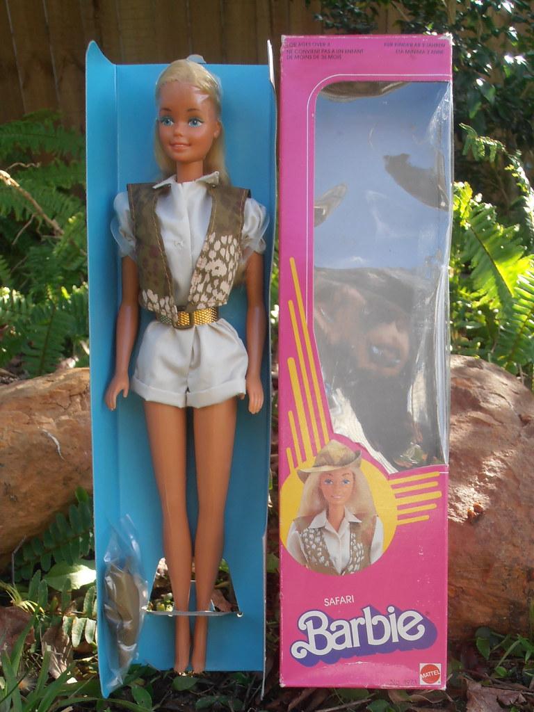 Safari Barbie 1983   Dolly of the Day: Safari Barbie 1983. I…   Flickr