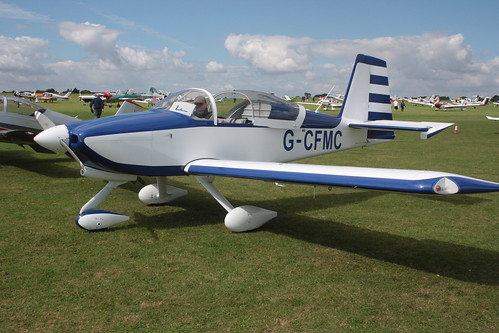 G-CFMC Vans RV-9A [PFA 320-14575] Sywell