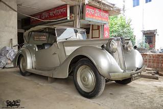 Sunbeam Talbot 10 tourer, Bangladesh