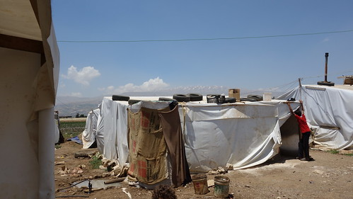 Syrian refugees in Lebanon | by EU Civil Protection and Humanitarian Aid
