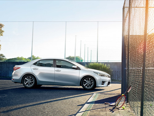 Toyota Corolla 2013 Exterior | by Toyota Motor Europe