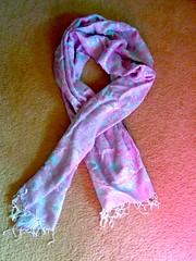 New Girls Women's Fashion Fuchsia Pink Long Soft Scarf Viscose Pashmina Scarves
