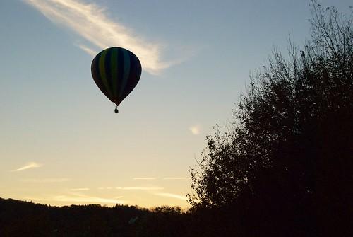sunset usa balloons vermont hotairballoon quechee