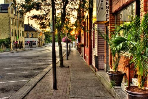 morning sunrise early hdr smalltown arlignton parison prettiesttownincanada canont3i wiiliamst