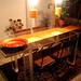 acrylic dining room