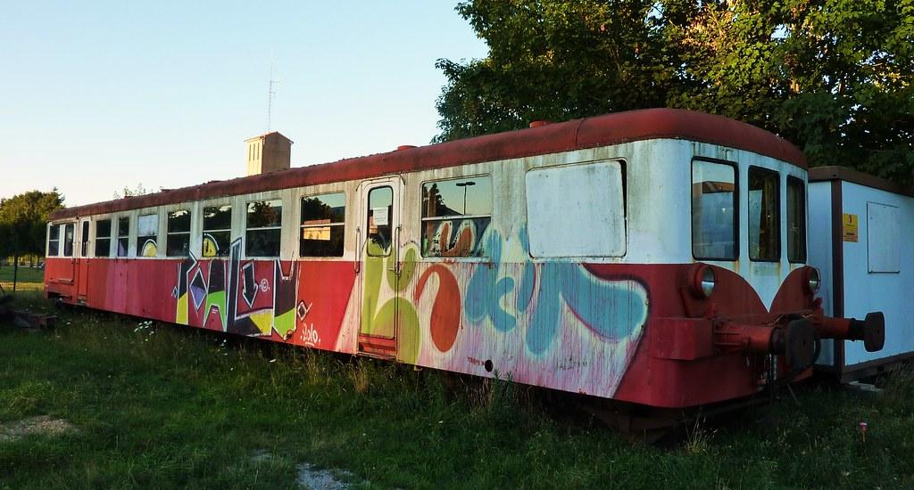 Musée ferroviaire, Confolens