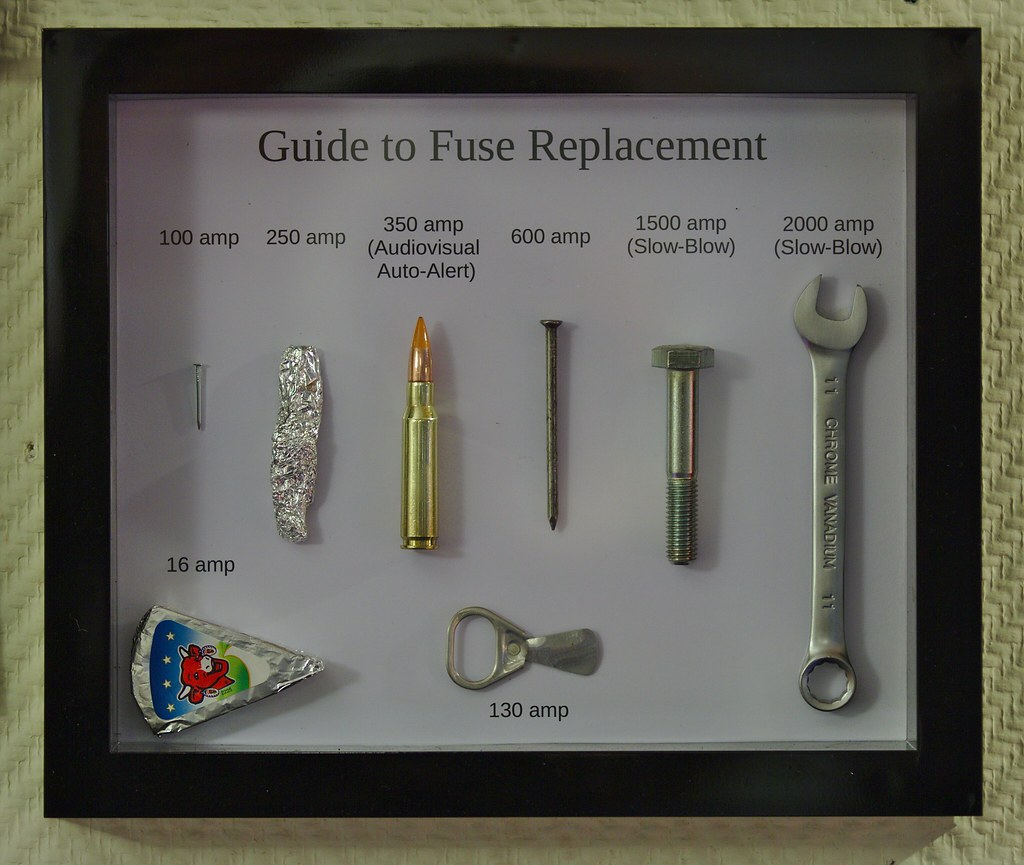 Guide To Fuse Replacement A Collection Of Umm