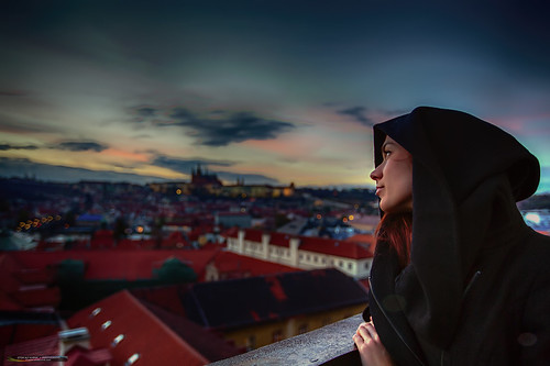 With love from Prague | by Iztok Alf Kurnik