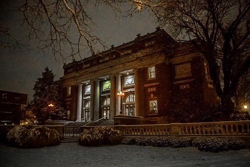 Follenger Hall