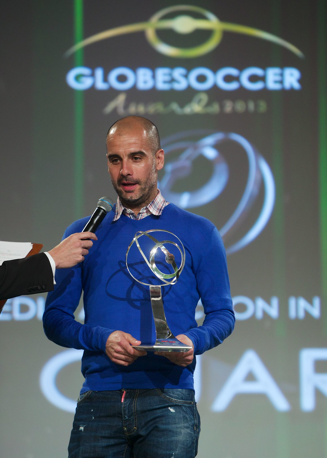 Globe Soccer Awards 189