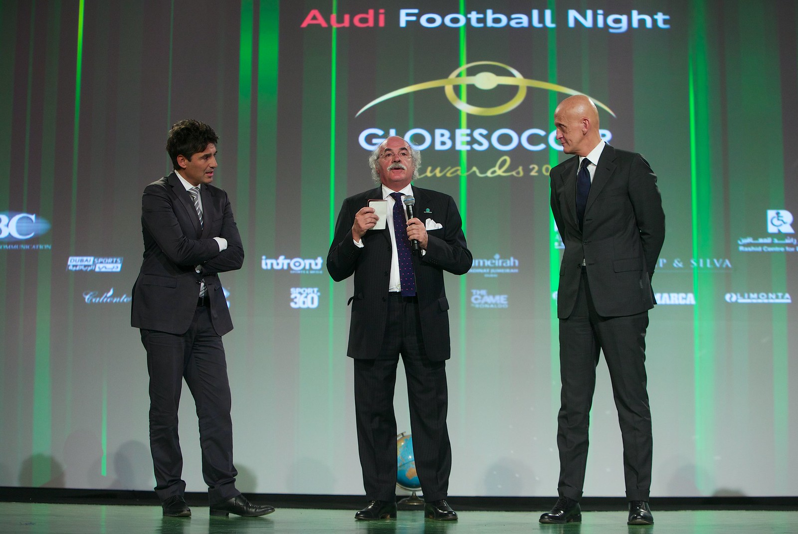 Globe Soccer Awards 241